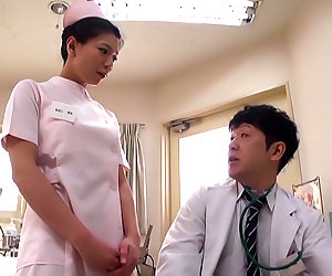 Steamy Hot Pussy Pounding Action For Sexy Nurse