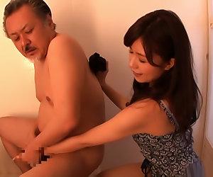 Mirai Aoyama Enjoys Some Wicked Hardcore Session