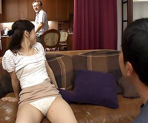 Kasumi Mixes Business and Pleasure