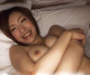 Dashing porn adventure with peachy tits, Nene Iino