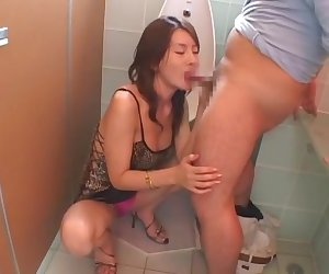 Amazing Japanese whore Rei Kitajima in Hottest Blowjob, POV JAV video